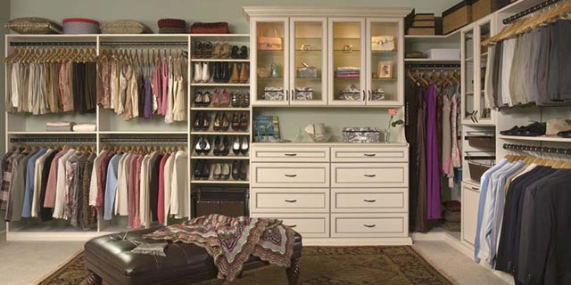 Custom Walk In Closets in Atlanta, GA