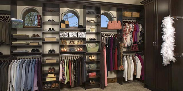 Custom Reach In Closets in Atlanta, GA